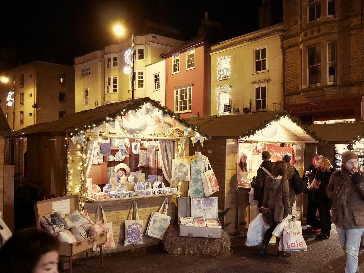2016 Oxford Christmas Market